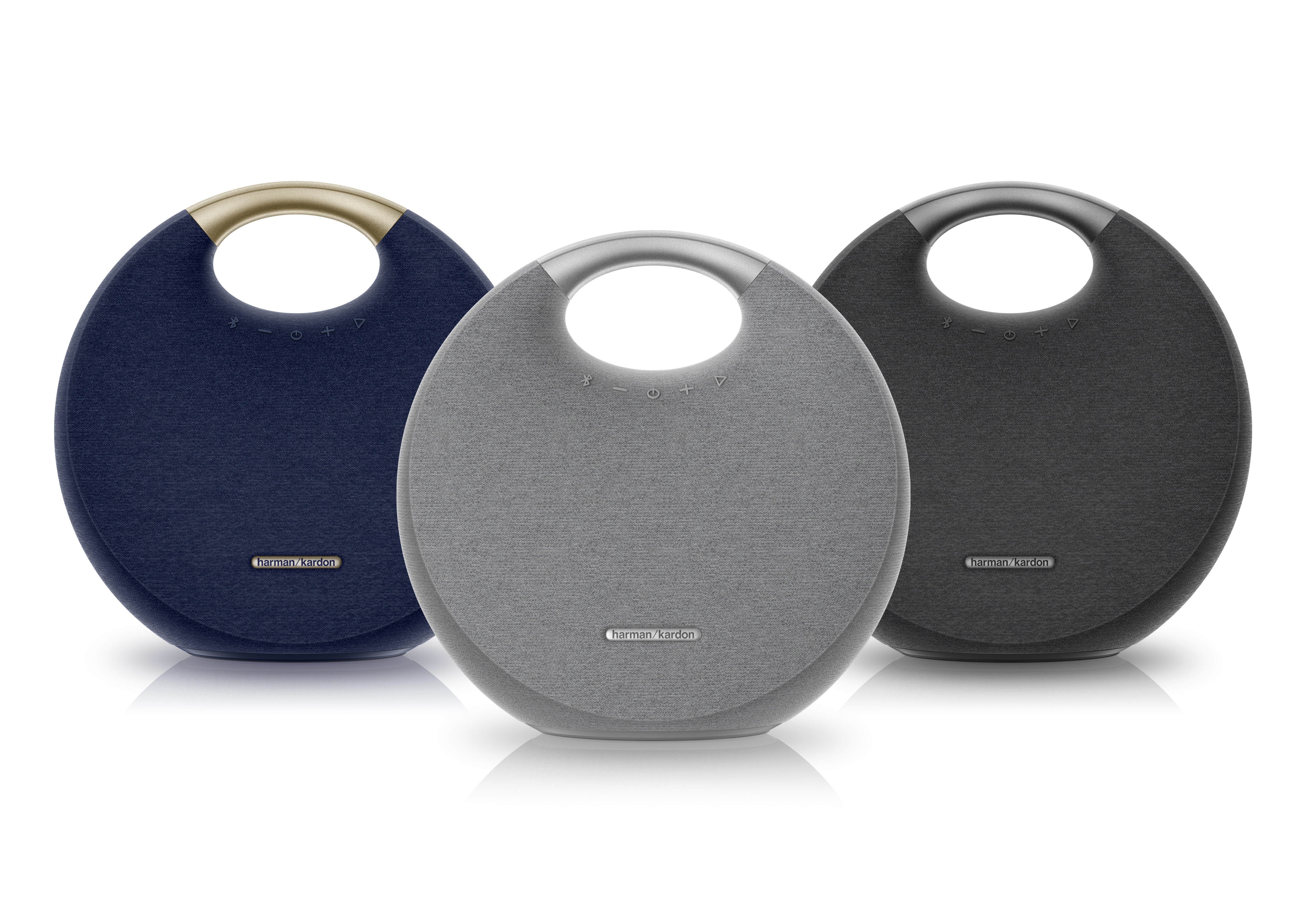 Harman Kardon Unveils The Onyx Studio 5 A Beautiful Wireless Wiring Car Stereo Two Speakers Speaker Featuring Dual Sound Business Wire
