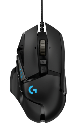 Iconic Design and Heroic Accuracy: Logitech G Updates the World's Best Selling Mouse with Revolutionary New HERO 16k Sensor (Photo: Business Wire)