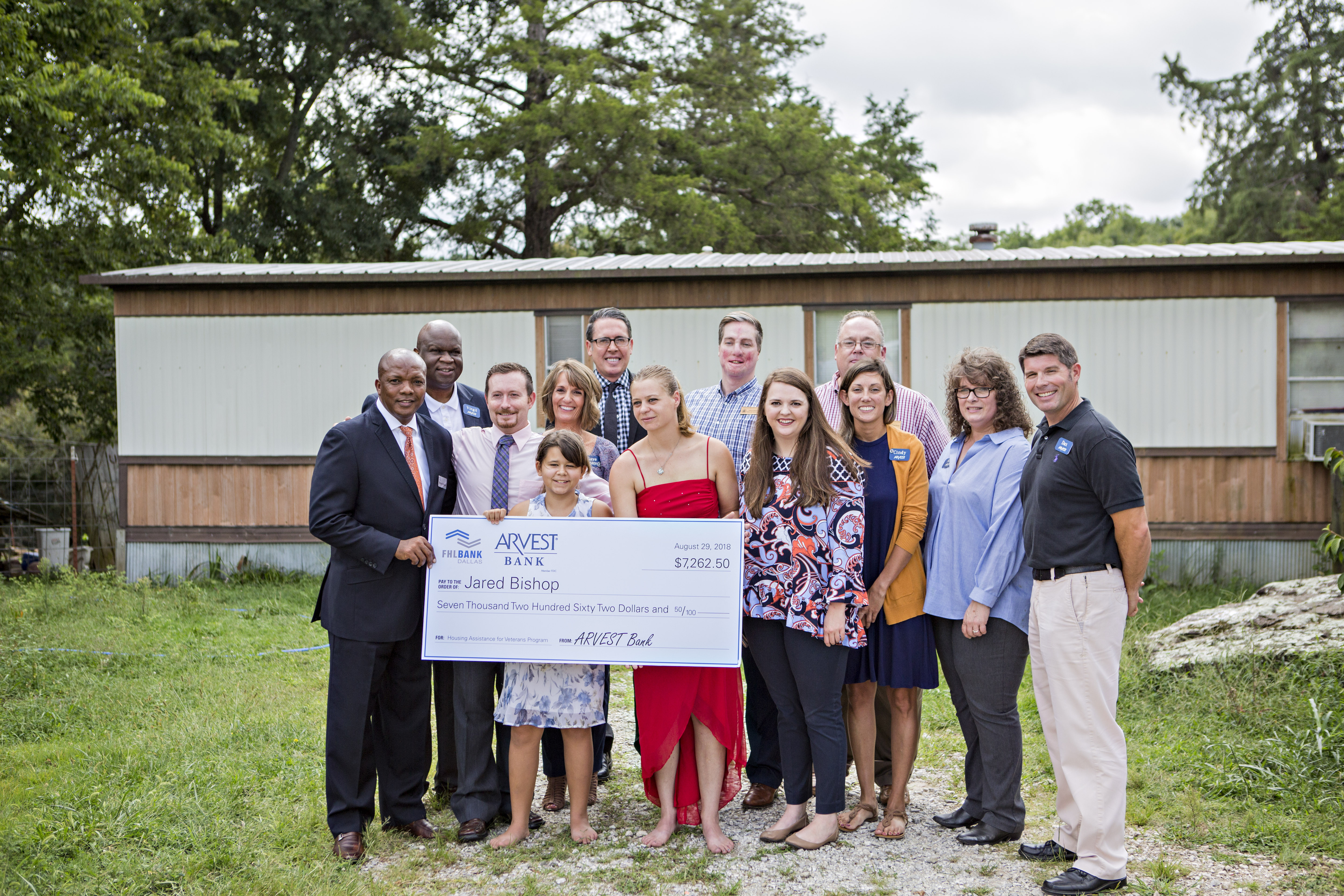 HAVEN Grant Helps Coast Guard Veteran with Home Repairs | Business Wire
