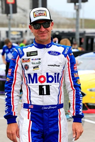 To celebrate the conclusion of the Mobil 1(TM) Annual Protection 20K Road Trip, NASCAR Hall of Famer ...