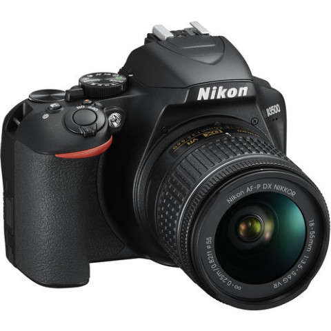Nikon D3500 camera is designed to be as flexible and intuitive as possible, while still offering the ...