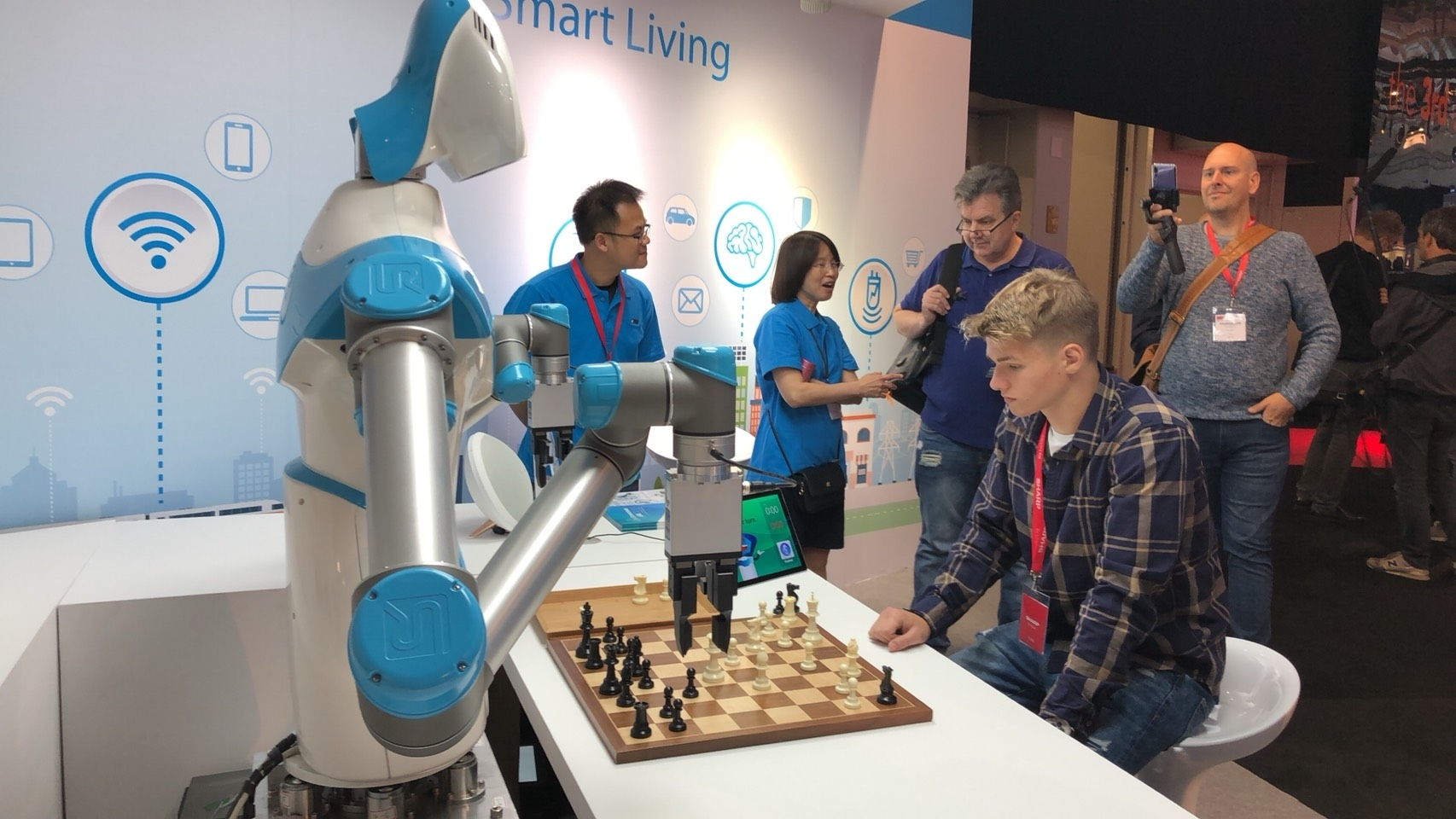 ITRI's Tech Showcase Shines at IFA 2018 | Business Wire