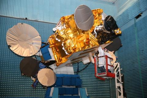 El satélite SES-14 entra en servicio para cubrir el continente americano (Photo: Airbus)
