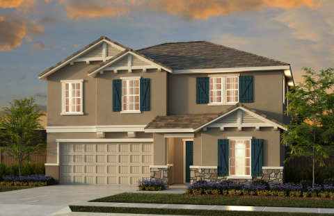 New KB homes now available at Pennington Ranch in Live Oak. (Photo: Business Wire)