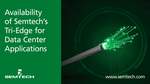 Semtech and Tri-Edge (Graphic: Business Wire)