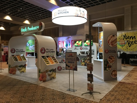 McLane's National Trade Show focuses on hot topics impacting the grocery and foodservice categories  ...