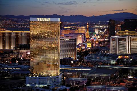 Trump International Hotel Las Vegas (Photo: Business Wire)