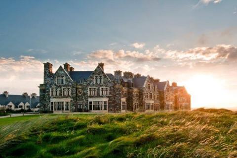 Trump International Golf Links & Hotel Doonbeg Ireland (Photo: Business Wire)