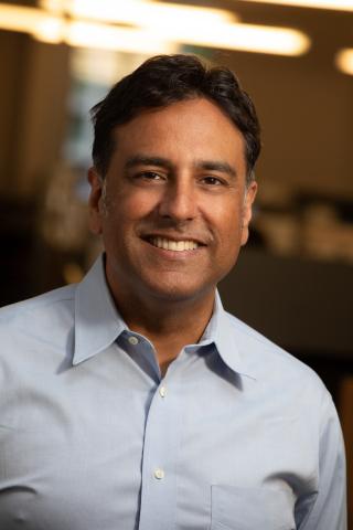 Rheos CEO Sanjay Keswani (Photo: Business Wire)