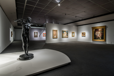Kaohsiung Museum of Fine Arts showcases collections from the Tate, London. (Photo: Business Wire)