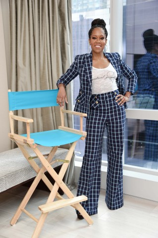 Actress/Director Regina King Stands At The Ready For The Next Generation of Female Directors For The Gillette Venus Her Shot Campaign. (Photo: Business Wire)