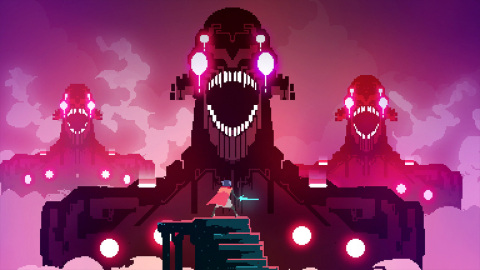 Hyper Light Drifter is an action-adventure-RPG in the vein of the best 16-bit classics, with modernized mechanics and designs on a much grander scale. (Graphic: Business Wire)