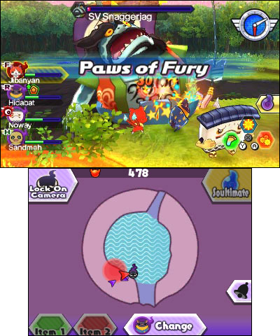 Jibanyan and his Blasters team hit the streets in this action-packed twist on the YO-KAI WATCH series. (Graphic: Business Wire)