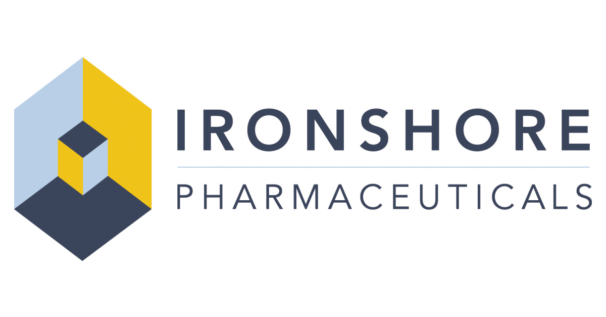 Ironshore Pharmaceuticals Announces Appointment of W