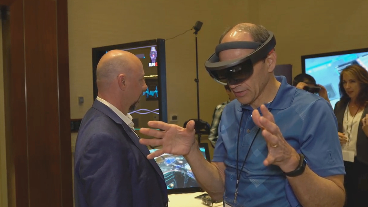 The Enterprise Wearable Technology Summit (EWTS) is the leading event focused on the use of wearable technology for industrial enterprise applications. (Video: Business Wire)