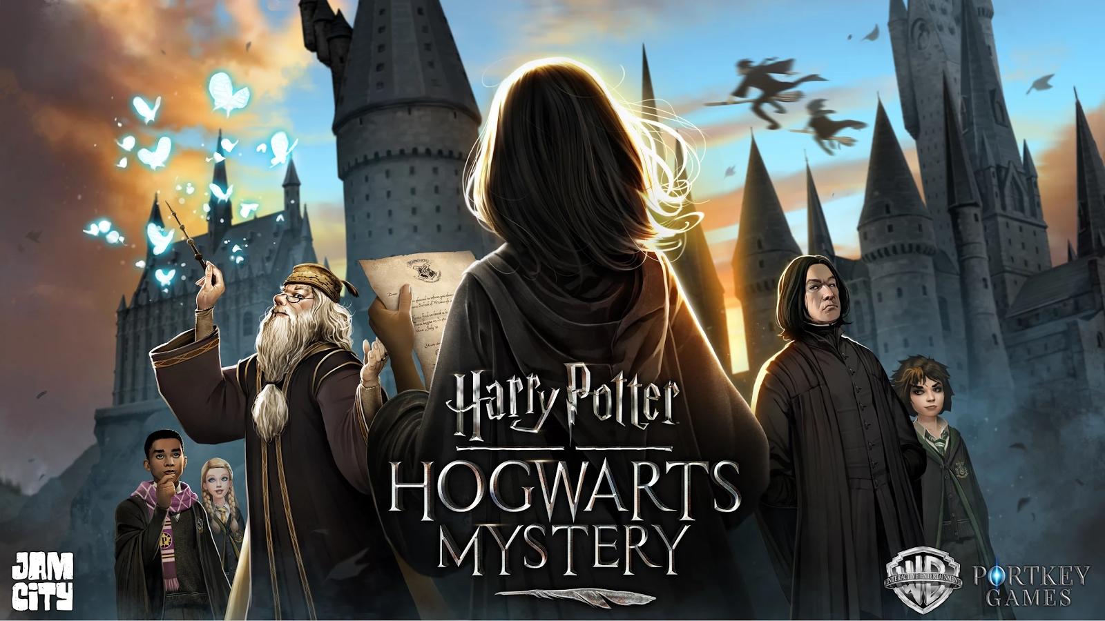 Die Ferien Sind Vorüber Harry Potter Hogwarts Mystery