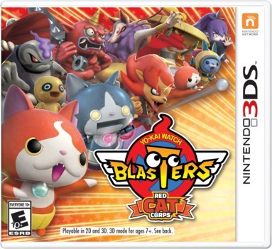 Nintendo News: Time to Have a Blast with YO-KAI WATCH BLASTERS on