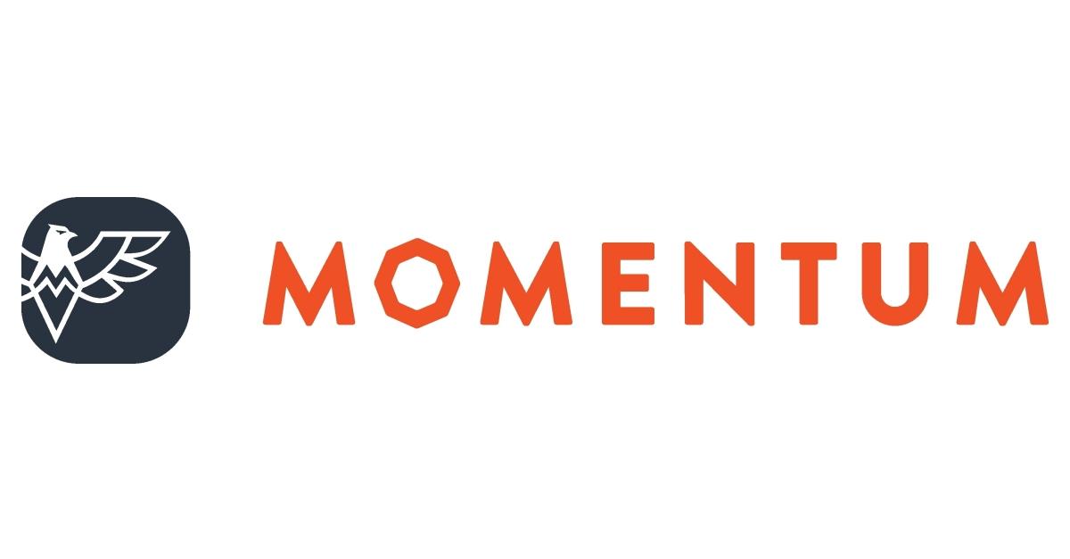 Momentum Logo Momentum IoT An...