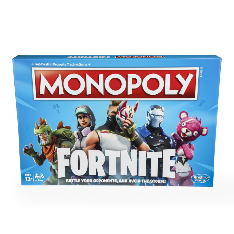 Hasbro announces partnership with Epic Games to introduce a range of Fortnite™ inspired play experie ...