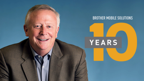 David Crist, President of Brother Mobile Solutions (Photo: Business Wire)