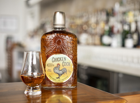 The Bardstown Bourbon Company announced today that Grain & Barrel Spirits, the maker of pre-prohibition favorite Chicken Cock Whiskey, has joined BBCo's Collaborative Distilling Program. (Photo: Business Wire)