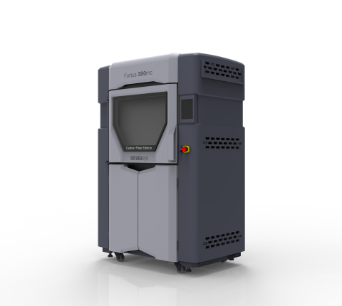 The Stratasys Fortus 380mc Carbon Fiber Edition is an affordably-priced, industrial-quality system d ...