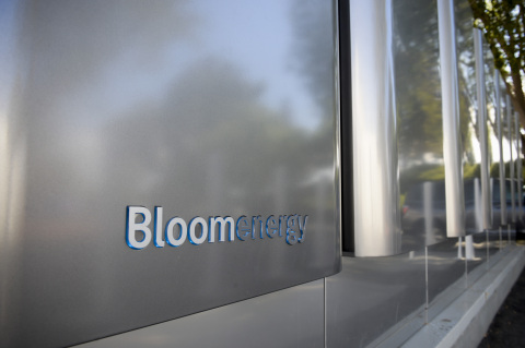 Bloom Energy Server (Photo: Business Wire)