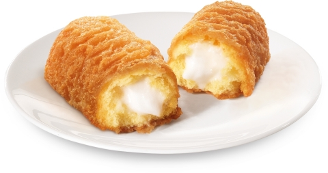 Long John Silver's celebrates Talk Like a Pirate Day with a free Deep Fried Twinkie™. The Deep Fried Twinkie™ will be available at participating locations while supplies last. (Photo: Business Wire)