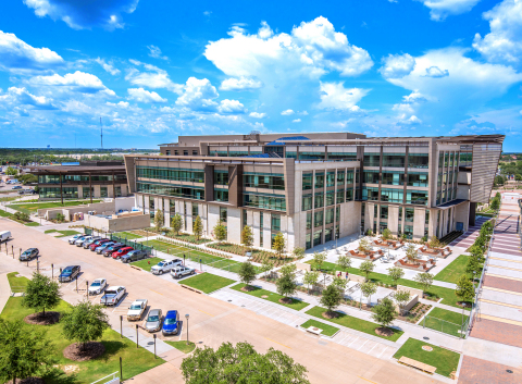Texas A&M University College of Engineering completed a full-scale expansion and modernization of its Zachry Engineering Education Complex using Aruba wireless, security and location services solutions. (Photo: Business Wire)