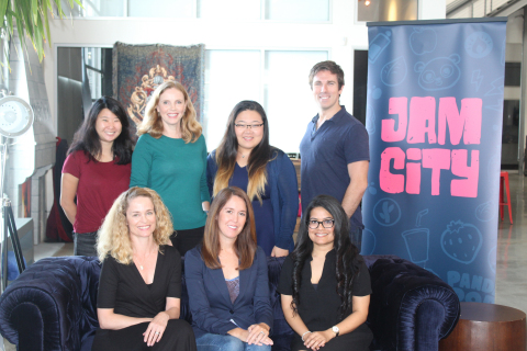 Jam City's Consumer Insights Team (Photo: Business Wire)