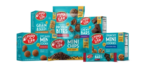 Enjoy Life Foods' FODMAP Friendly Certified Products (Photo: Business Wire)