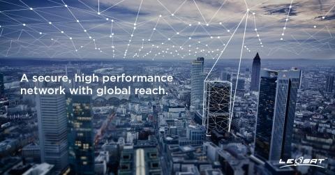LeoSat Hits Major Commercial Milestone of US$1Billion (Photo: Business Wire)