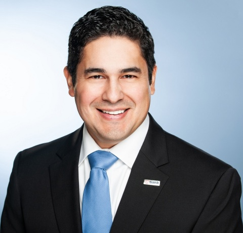 Manuel Rodriguez was named San Diego Market President by U.S. Bank. (Photo: U.S. Bank)