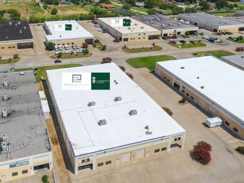Fort Worth-Based Corinth Land Co. and Dallas-based Prattco Creekway Industrial (PCI) have acquired t ...