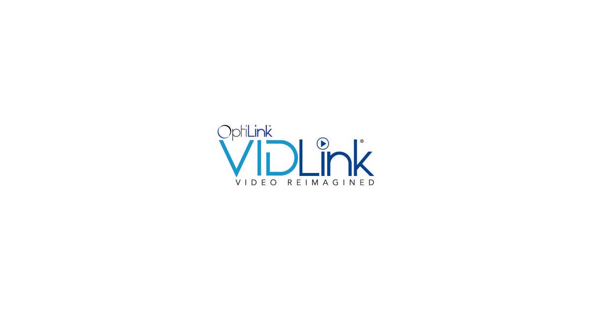 With VidLink®, Dalton's OptiLink™ Brings Next Generation Video