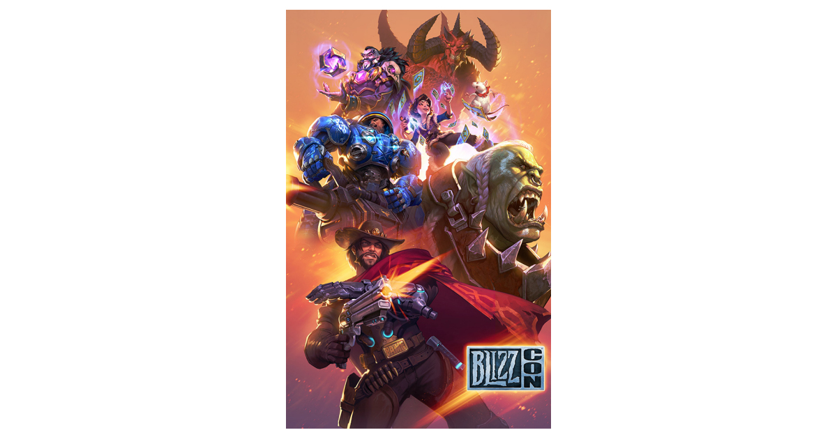 The Blizzcon 2018 Celebration Kicks Off Early With The Virtual Ticket Business Wire