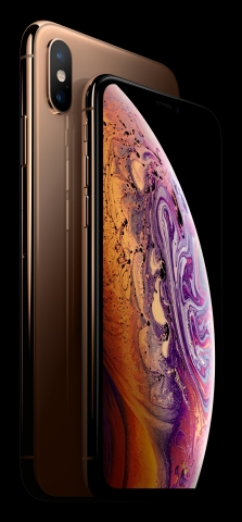 Introducing iPhone XS and iPhone XS Max, the most advanced iPhones ever. (Photo: Business Wire)