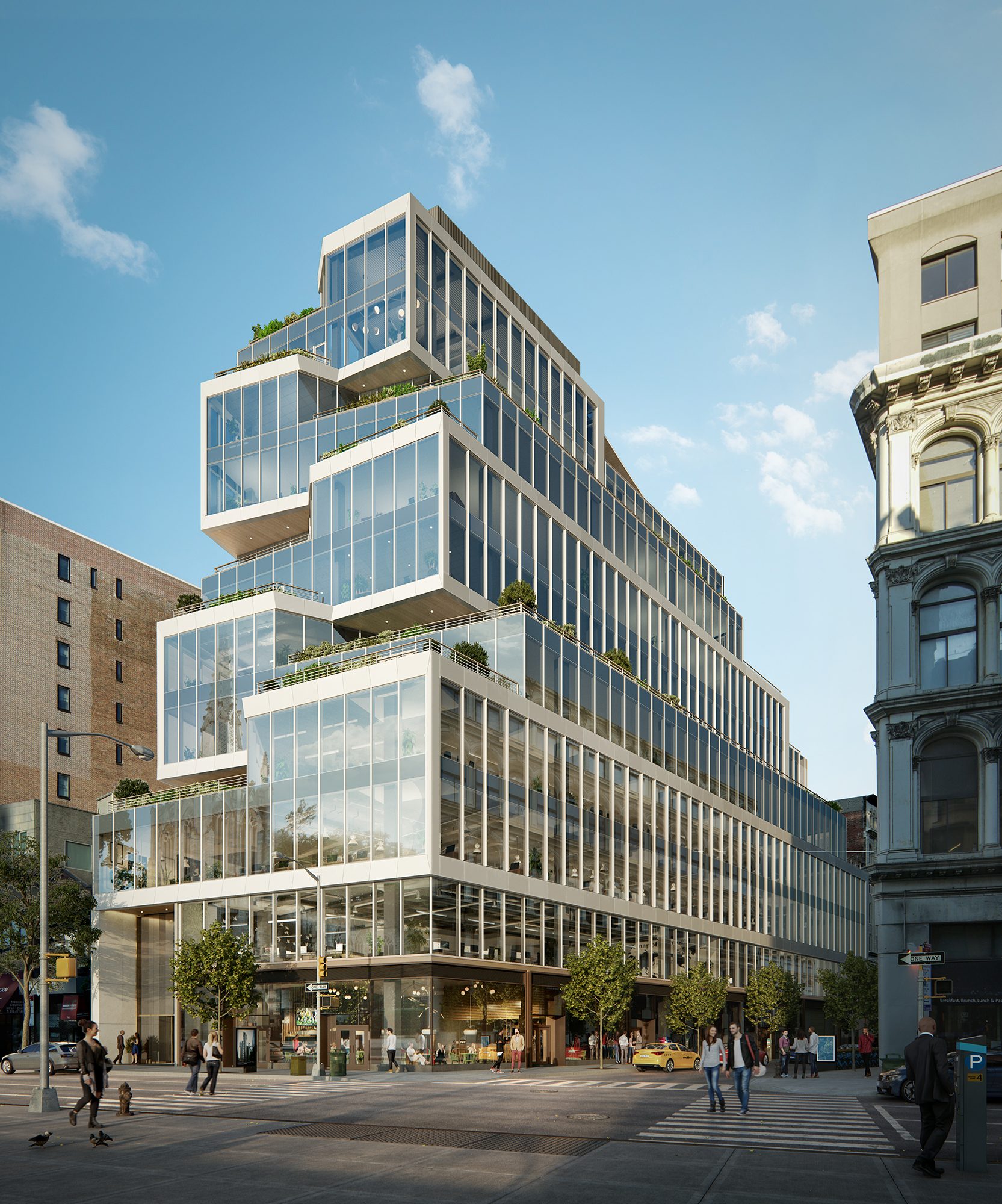 Columbia Property Trust and Normandy Real Estate Partners LLC to Develop  Boutique Office Building at 799 Broadway in New York | Business Wire