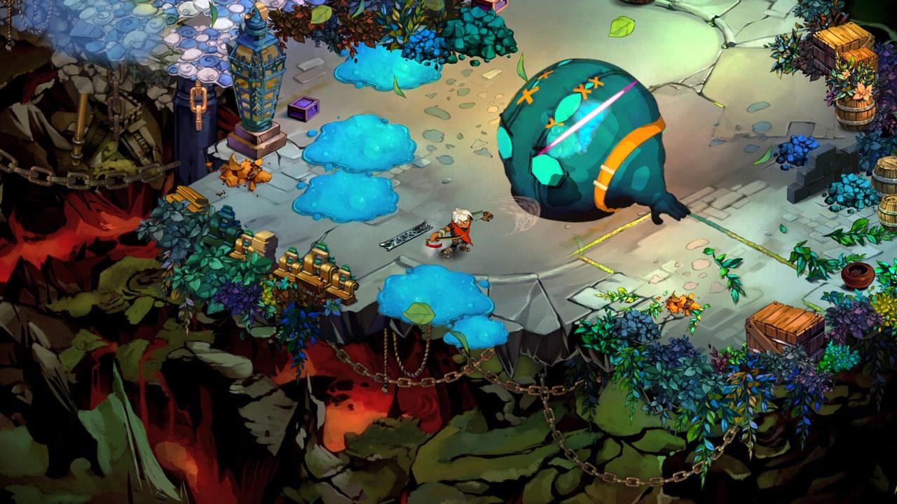 Nintendo Download: An Underground RPG | Business Wire