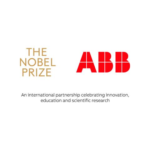 ABB and Nobel Media announce international partnership