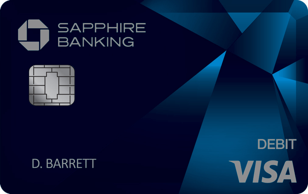 Chase Introduces Sapphire Banking | Business Wire