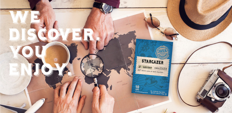 """Java Trading Coffee """"We Discover. You Enjoy."""""""