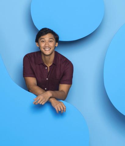 Joshua Dela Cruz, new host of Blue's Clues & You (Photo: Business Wire)