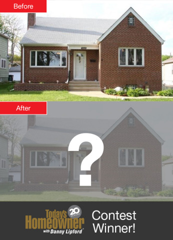 """Therma-Tru Corp. and Today's Homeowner are doing a """"Curb Appeal Makeover"""" in Des Plaines, Ill. The m ..."""