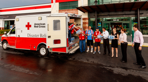Southeastern Grocers and its customers partner to raise funds for American Red Cross for Hurricane F ...
