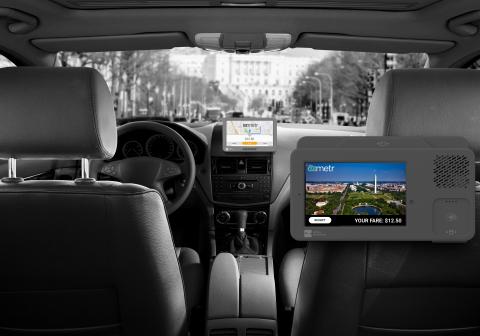 ezMetr - A Digital Transportation Platform (Photo: Business Wire)