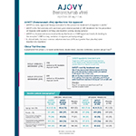 An overview of the clinical trial program for Teva's AJOVY™ (fremanezumab-vfrm)