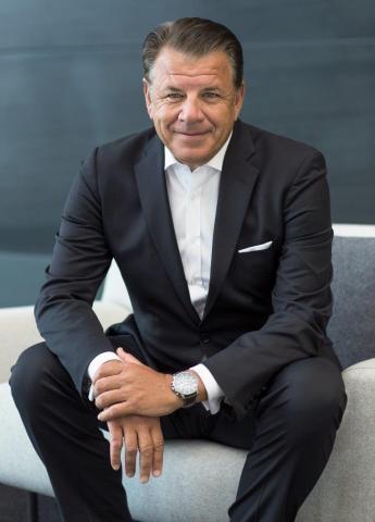 Hikmet Ersek, President & CEO of Western Union (Photo: Business Wire)