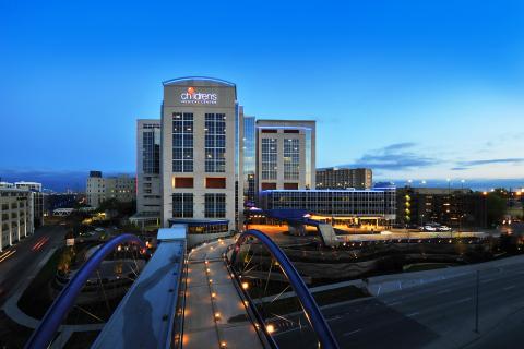 Children's Medical Center Dallas (Photo: Business Wire)