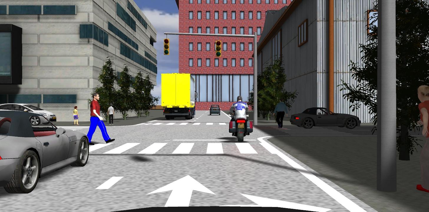 Hyundai mobis introduces autonomous driving test using 3d game ckhwangmobis malvernweather Images